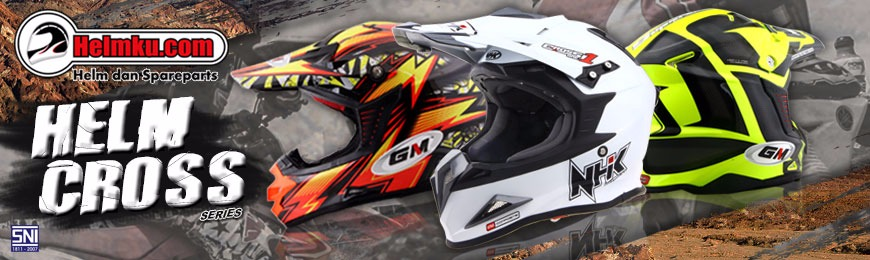 Helm Cross Offroad